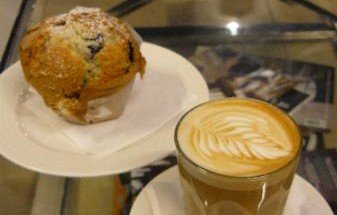 Coffee, Tea and More at Perth Cafe in Australia