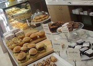 Artisan Coffee at Perth Cafe in Australia