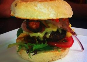Great Burgers from Perth Cafe in Australia